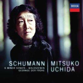 CD Schumann: Waldszenen, PS 2, Gesange der Fruhe; Uchida