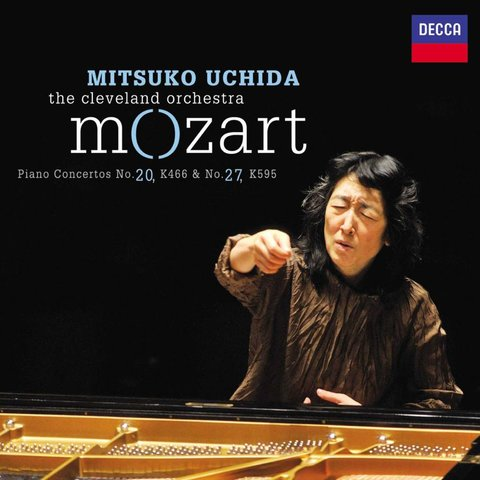 CD Mozart: PC 20 & 27, Uchida/Cleveland