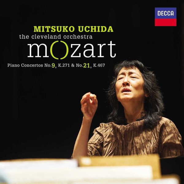 CD Mozart: PC 9 & 21, Uchida/Cleveland