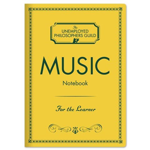 Music Notebook for the Learner