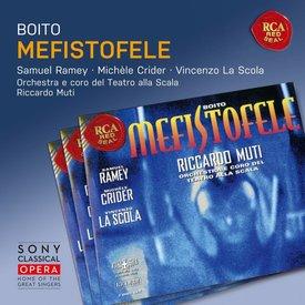 CD Boito: Mefistofele, Muti/La Scala