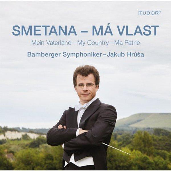 SACD Smetana: Ma Vlast, Hrusa/Bamberger