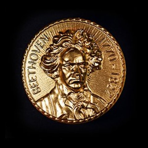 Beethoven Paperweight