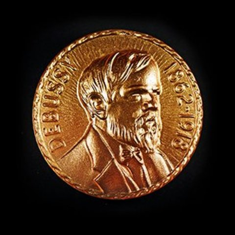 Debussy Paperweight