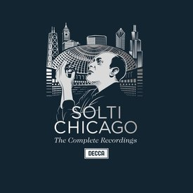 CD Sir Georg Solti, Complete Chicago Recordings