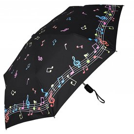 Color Changing Music Umbrella