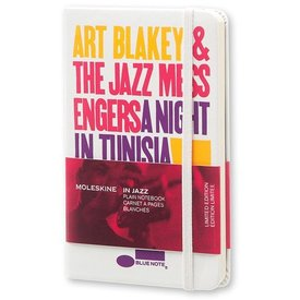 Moleskine Bluenote Notebook, Art Blakey & The Jazz Messengers