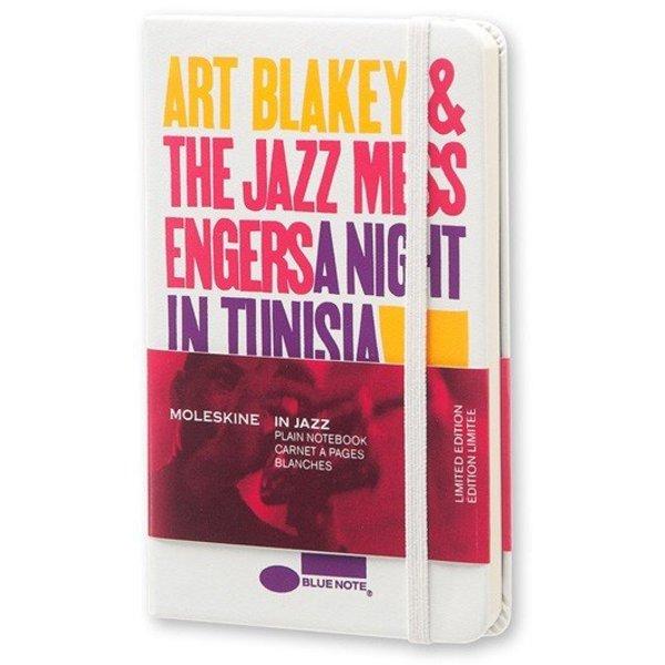 Moleskine Bluenote Notebook, Art Blakey & The Jazz Messengers
