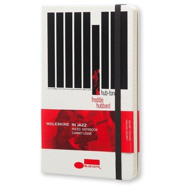Moleskine Bluenote Notebook, Freddie Hubbard, Large
