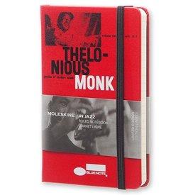 Moleskine Bluenote Notebook, Thelonius Monk