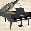Concerto Piano Napkins