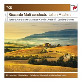 CD Riccardo Muti conducts Italian Masters