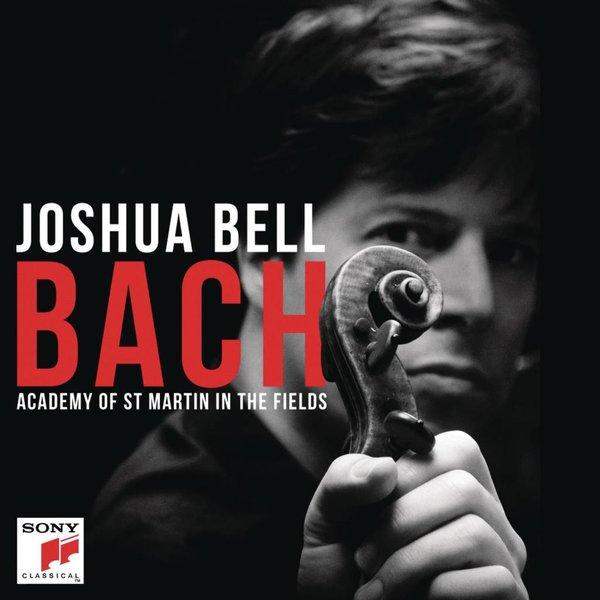 CD Bach, Joshua Bell