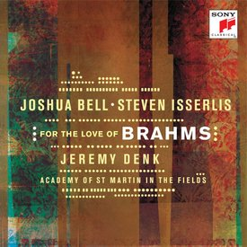 CD For the Love of Brahms, Bell/Isserlis/Denk