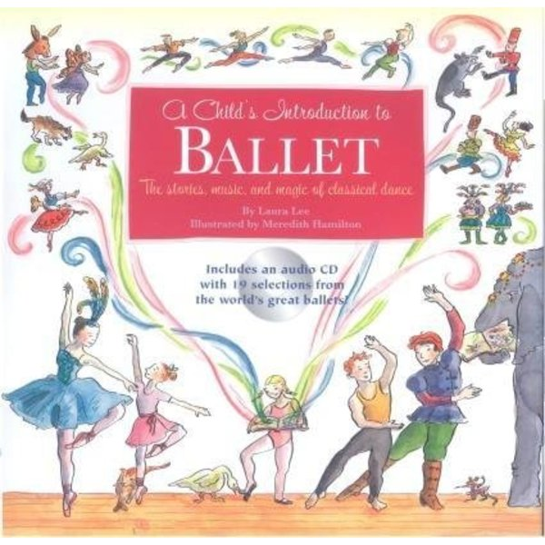 A Child's Introduction to Ballet, Lee/Hamilton (CD)