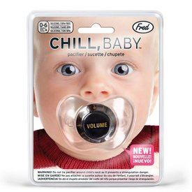 Chill Baby Volume Knob Pacifier