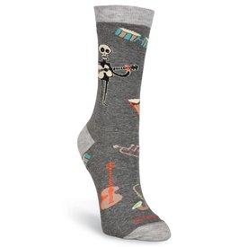 Socks - Women's Skeleton Instruments