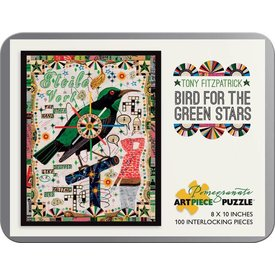 Puzzle - Tony Fitzpatrick, Bird for the Green Star