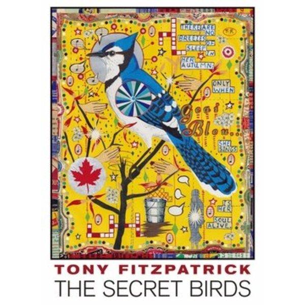Tony Fitzpatrick, The Secret Birds Boxed Notecard Assortment