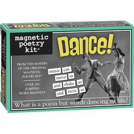 Dance! Magnetic Poetry Kit