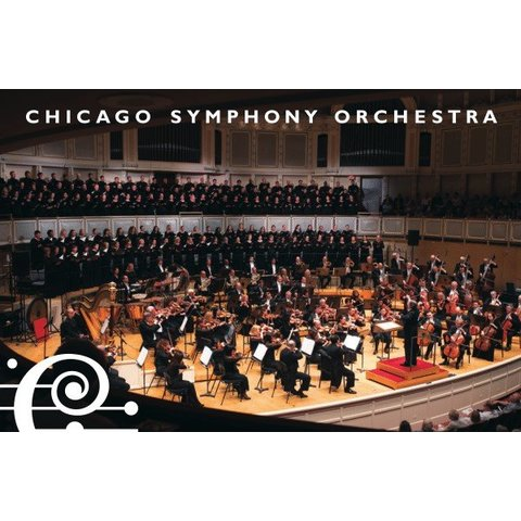 Chicago Symphony Orchestra Magnet