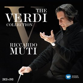 CD Riccardo Muti: The Verdi Collection