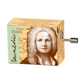 Vivaldi, Four Seasons Music Box