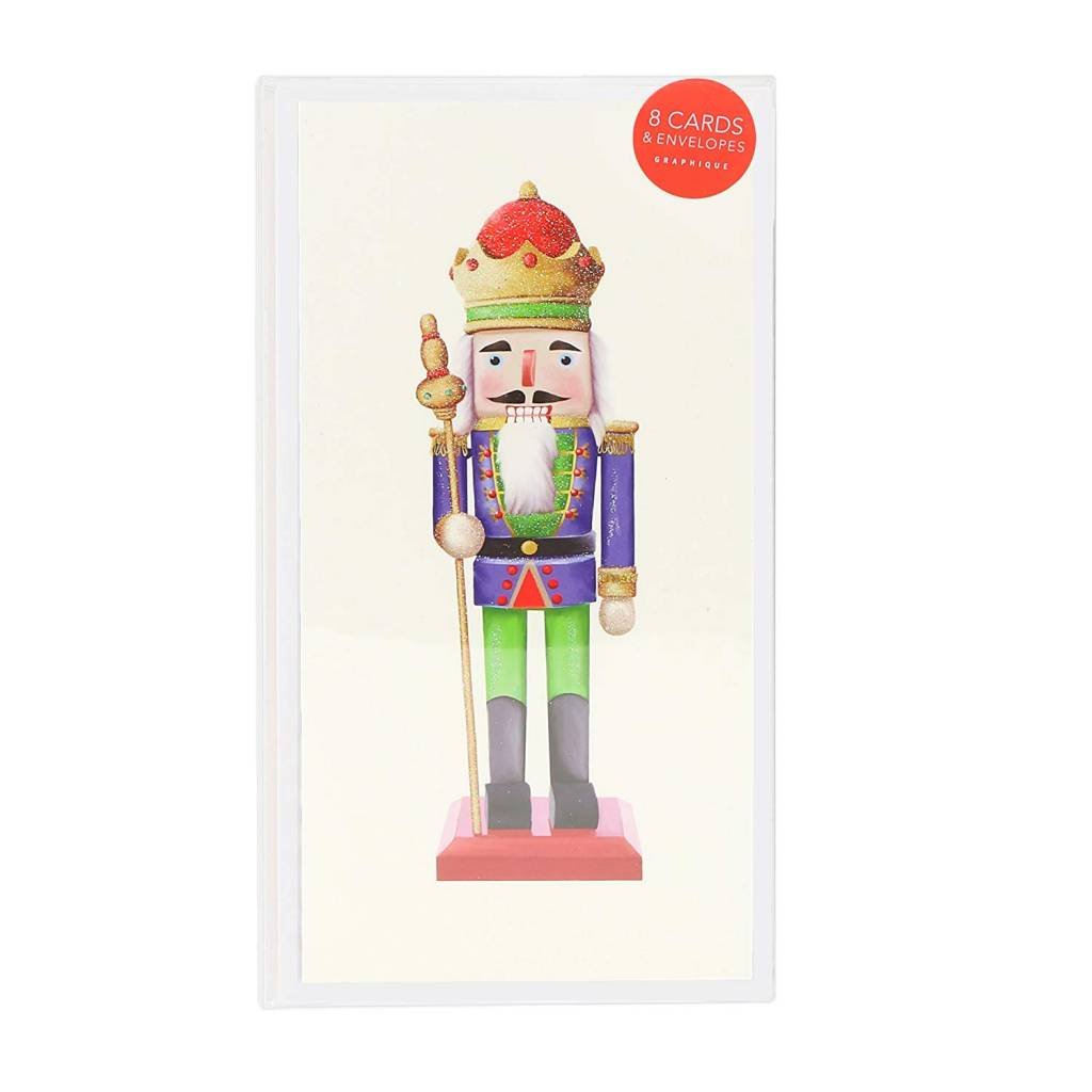 nutcracker money holder christmas cards - Christmas Card Money Holder