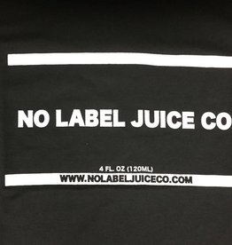 No Label Juice Co. T-Shirts