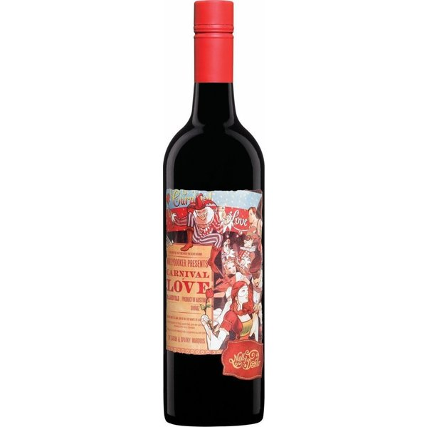 2014 Mollydooker Carnival of Love Shiraz 750ml