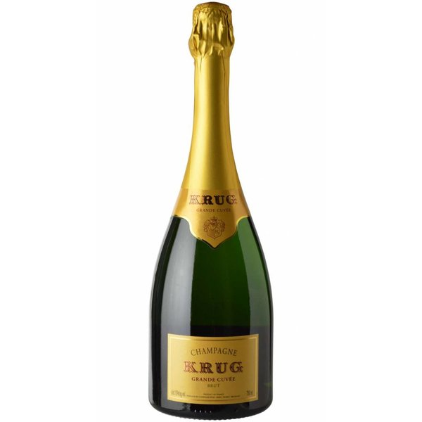NV Krug Grande Cuvee HALF BOTTLES 375ml