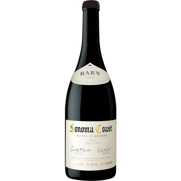 2014 Raen Sonoma Coast Pinot Noir 750ml