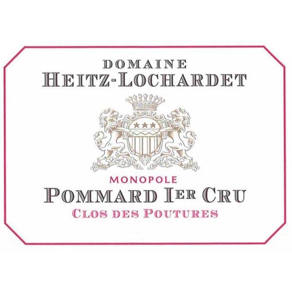 2013 Domaine Heitz-Lochardet Pommard Clos des Poutures 750ML
