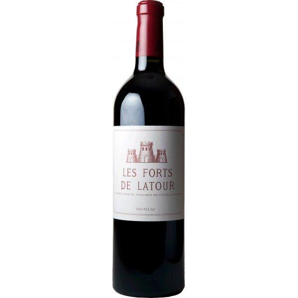 2005 Les Forts de Latour 750ml