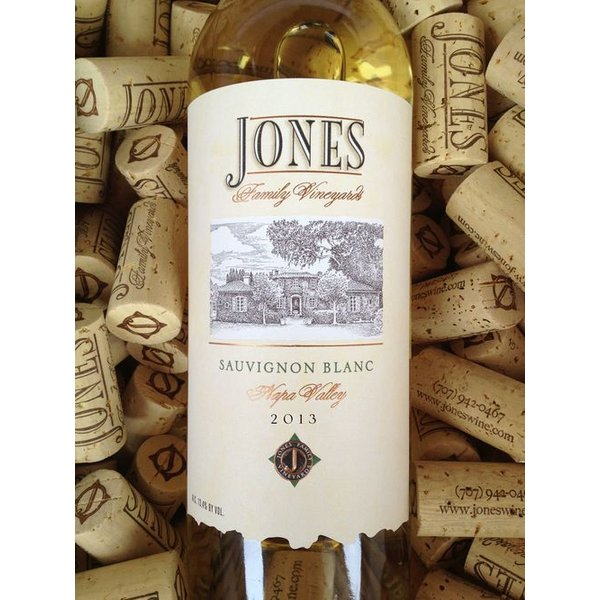 2013 Jones Family Sauvignon Blanc 750ml