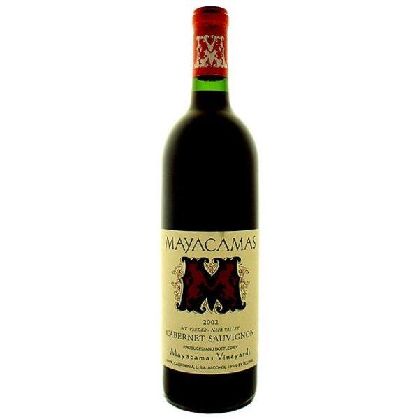 2002 Mayacamas Cabernet Sauvignon 750ml