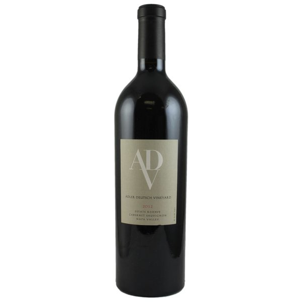 2012 Adler Deutsch Vineyard Cabernet Sauvignon 750ml
