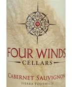 2012 Four Winds Cabernet Sauvignon 750ml