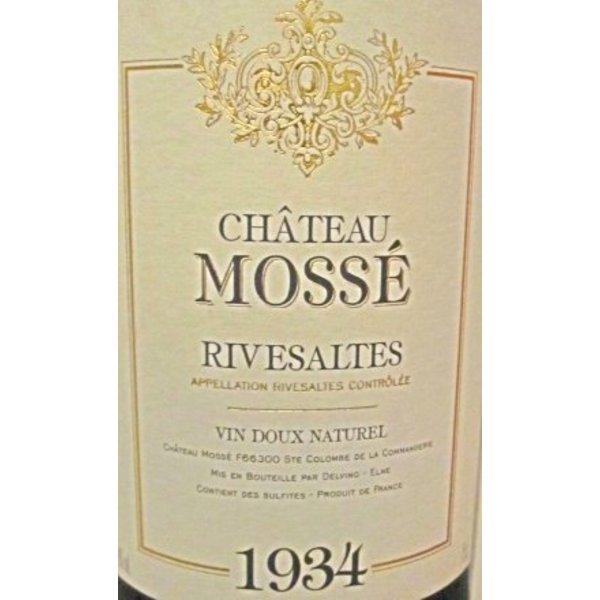 1934 Mosse 750ml