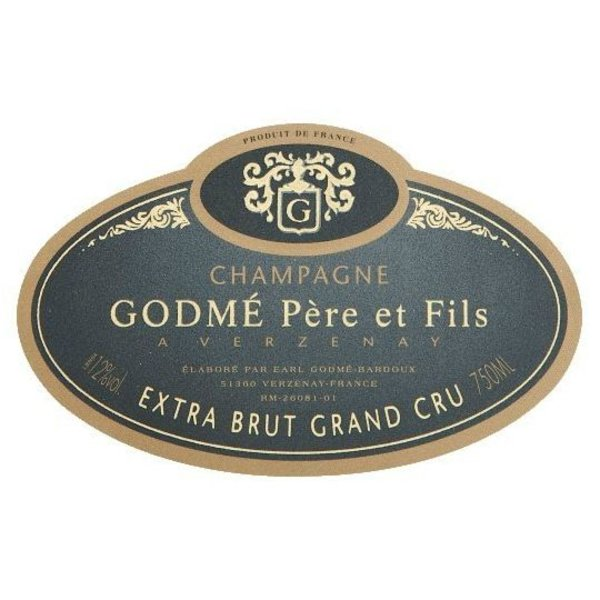 NV Godme Extra Brut Grand Cru 750ml