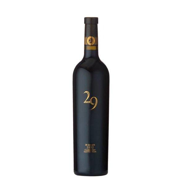 2012 Vineyard 29 Estate Cabernet Sauvignon 750ml