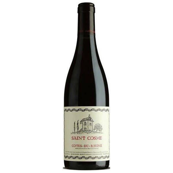 2002 St Cosme Cote du Rhone Rouge 750 ml