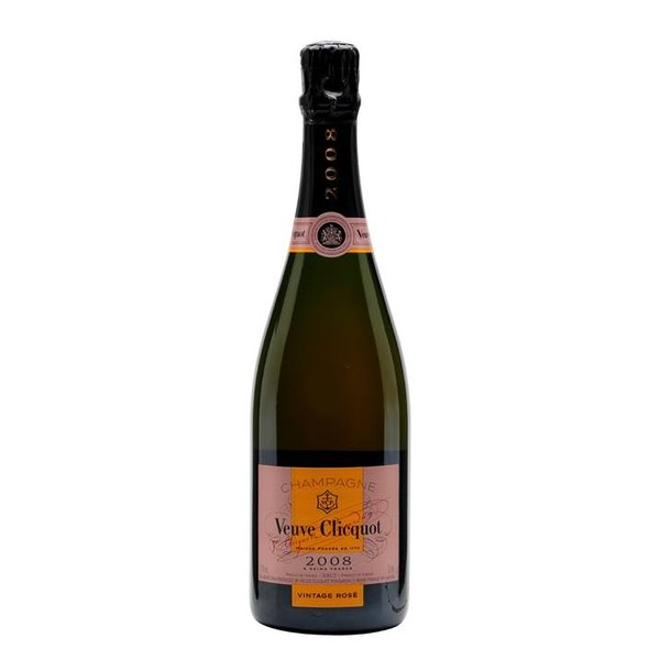 2008 Veuve Clicquot Rose 750ml