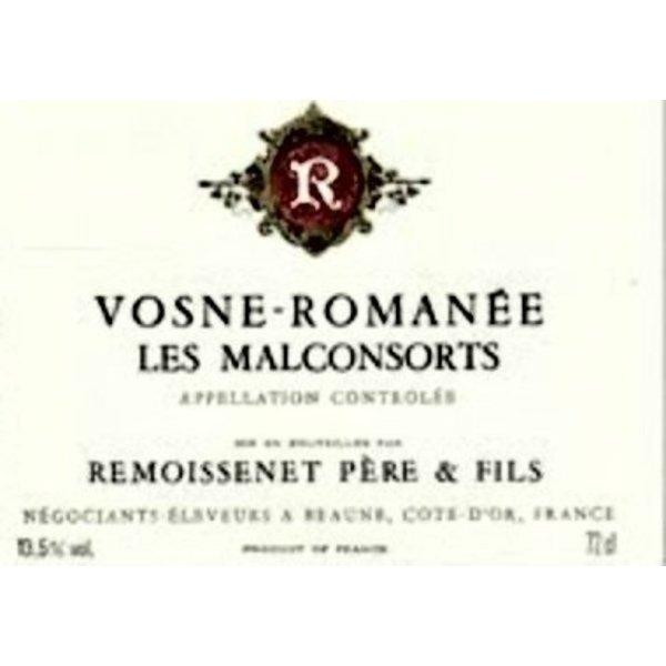 1967 Remoissenet Vosne Romanee 1er Cru Les Malconsorts 750ml