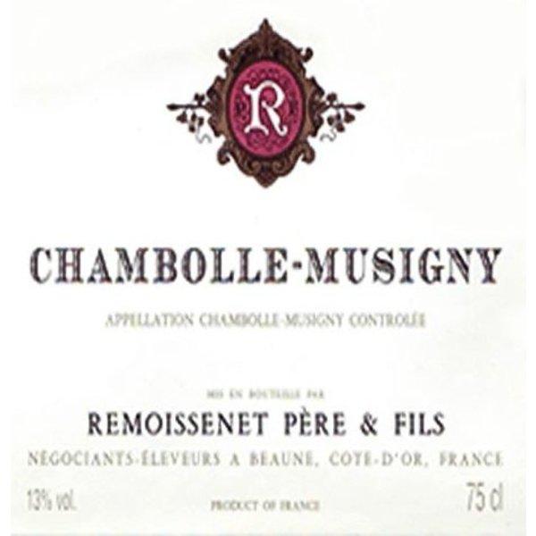 1967 Remoissenet Chambolle Musigny 750ml