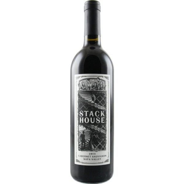 2014 Stack House Cabernet Sauvignon 750ml