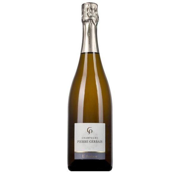 NV Pierre Gerbais Champagne Brut Nature L'Audace 750ml