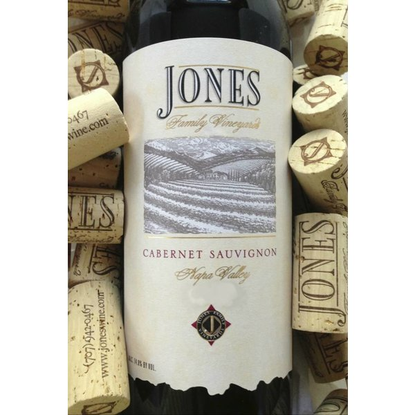 2013 Jones Family Estate Cabernet Sauvignon 750ml