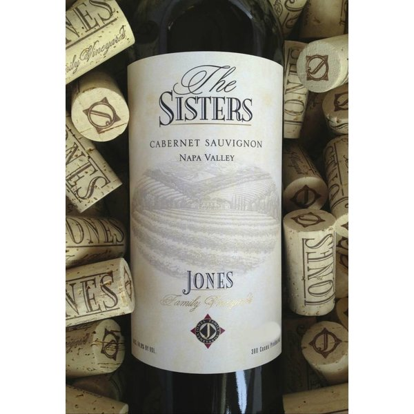 2014 Jones Family Vineyards Estate Cabernet Sauvignon 750ml