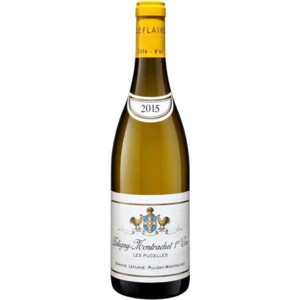 2015 Domaine Leflaive Puligny-Montrachet Les Pucelles 1er Cru 750ml